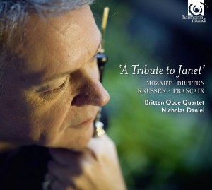 A Tribute To Janet - Nicholas Daniel